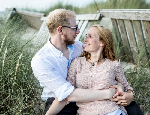 Lisa und Thore – Strandshooting in Laboe