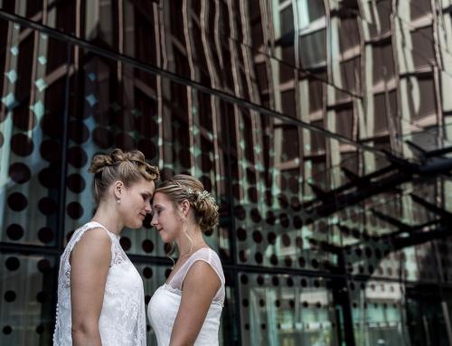 Sarah und Frances – Zwei Kiezmädchen heiraten