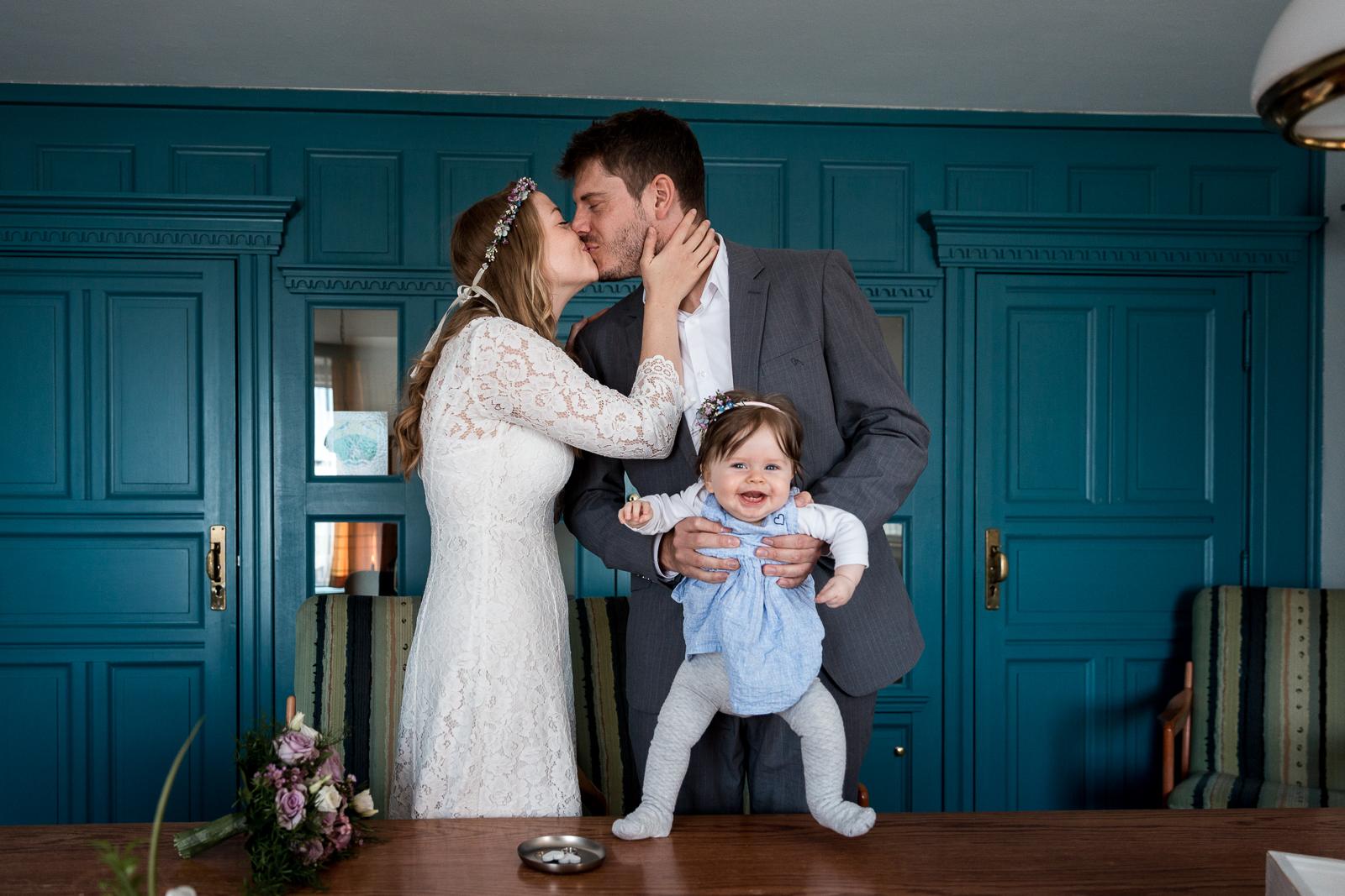 Hochzeit auf Föhr elopement