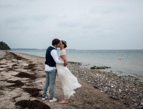 Katharina und Philip – Standesamtliche Hochzeit in Kiel