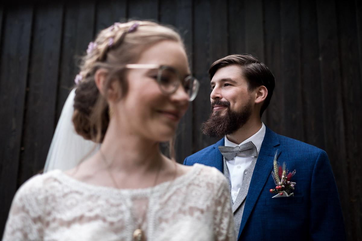 Ellen und Timm – Hochzeitsfotos am Wittensee